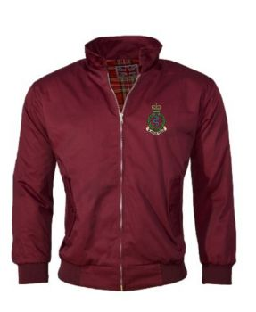RAMC Harrington Embroidered Jackets